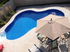 Pool Builders Ltd In Ground On Ground Pool Builder For Ottawa